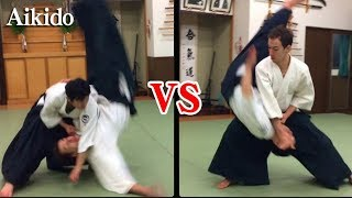 Download 【第3弾】ハイレベルな合気道の攻防03 Aikido Dynamic Throwing to each other part3 Video