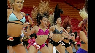 Download Miami Heat Dancer auditions begin for the 2018-19 season Video
