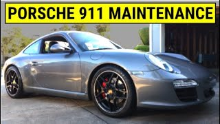 Download How's maintenance on a Porsche 911? - 997 REVIEW (Routine Maintenance / Reliability) Video
