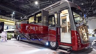 Download Foretravel IH-45 50th Anniversary RV ~ 1.3 Million $$$ RV ~ Full Tour & Review Video
