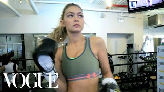 Download Box Like a Supermodel: Inside Gigi Hadid's Body-Sculpting Workout - Vogue Video