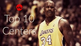 Download Top 10 NBA Centers of All Time Video