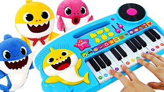 Download Join the Music contest on Shark's Family Piano with Baby Shark & Pinkfong! | PinkyPopTOY Video