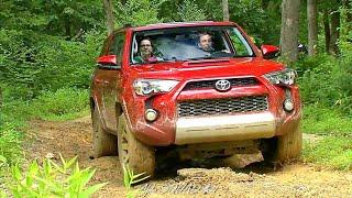 Download Toyota 4Runner 2018 (Off-Road 4x4 Mudding) – Toyota SUV Video