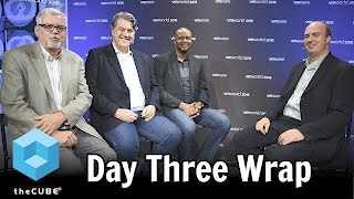 Download Day Three Wrap Up - #VMworld 2016 - #theCUBE Video