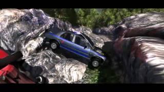 Download BeamNG Drive Choques Y pura destruccion para mi primer video de juego!!!! Video