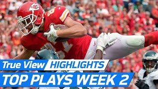 Download Top 5 freeD Plays from Week 2   NFL Highlights Video