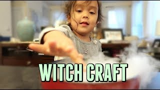 Download TRYING WITCH CRAFT - ItsJudysLife Vlogs Video