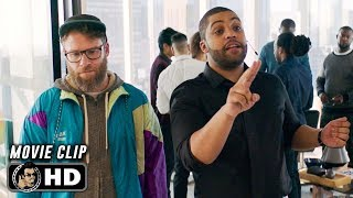 Download LONG SHOT Clip - Lance at Office (2019) Seth Rogen Video