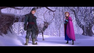 Download Disney's Frozen Official Trailer Video