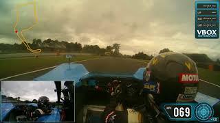 Download 100 mph average lap: Calum Lockie: March 717 CanAm car: Oulton Park Gold Cup 2018 Video