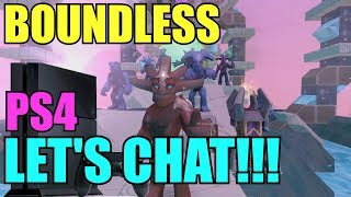 Download Boundless comes to PS4! Lets chat about it! Video