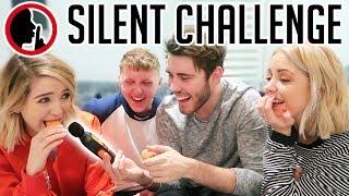 Download ZALFIE & SOPPY SILENT CHALLENGE! Video