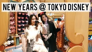 Download Spending New Years Eve at TOKYO DISNEY LAND Video