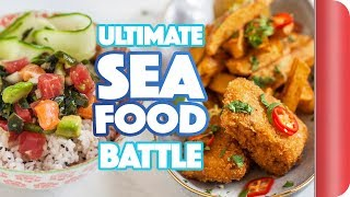 Download THE ULTIMATE SEAFOOD BATTLE Video