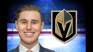 Download BSU Men's Hockey Defenseman Whitecloud Signs With Golden Knights Video