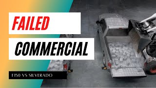 Download Chevy Silverado Strong Steel Bed Outperforms Ford F-150-Aluminum Bed Ad - BUSTED [OPENEYE AUTO] Video
