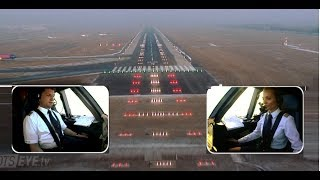 Download Airbus A320 - Approach and Landing at Munich (ENG sub) Video