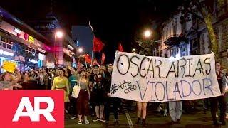 Download Manifestación contra Óscar Arias Video