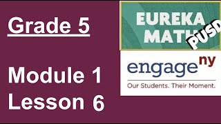 EngageNY Grade 5 Module 1 Lesson 7 Free Download Video MP4