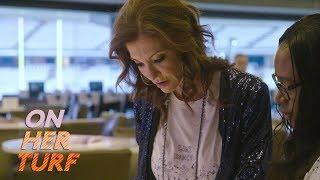 Download Dallas Cowboys' Charlotte Jones Anderson on branding an NFL organization I On Her Turf I NBC Sports Video