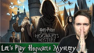 Download Let's Play Hogwarts Mystery Video