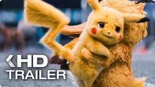 Download POKEMON: Detective Pikachu - 11 Minutes Trailers & Clips (2019) Video