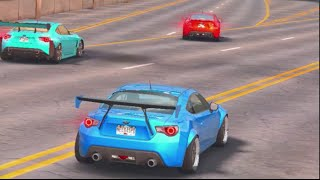 Download Mobile iOS - Need For Speed NO Limits! - Matching Tomcats FRS WING Video