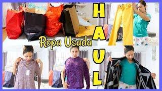 Download HAUL !! Ropa Usada Que Me Dio Mi Patrona 😊 Que me Gusto !!? - ♡IsabelVlogs♡ Video