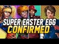 Download SUPER EASTER EGG IN INFINITE WARFARE ZOMBIES! ENDING CUTSCENE IN ZOMBIES IN SPACELAND!? Video