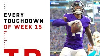 Download Every Touchdown from Week 15 | NFL 2018 Highlights Video