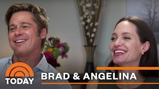 Download Angelina Jolie, Brad Pitt Discuss Marriage, New Film, Cancer Fight | TODAY Video