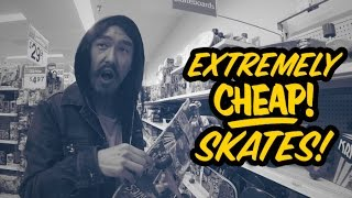 Download Extremely Cheap Skates Video