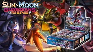 Download Guardians Rising Booster Box Opening! (Japanese Moon) Video
