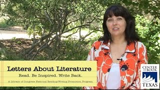 Download Letters About Literature Featuring Texas Author Nikki Loftin ( Texas Center for the Book) Video