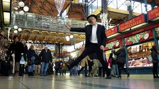 Download Parov Stelar - The Mojo Radio Gang #neoswing (Vico Neo Dancer - Electro Swing Dance) Video