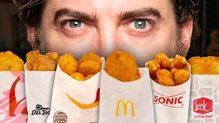 Download Fast Food Hash Brown Taste Test Video