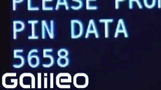 Download Gefährliche Sekunde: Bankbetrug | Galileo Video
