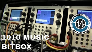 Download NAMM 2017: 1010Music Bitbox Eurorack Modules and More Video