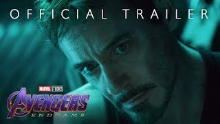 Download Marvel Studios' Avengers: Endgame - Official Trailer Video