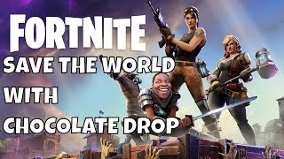 Download (24/7) Fortnite Save The World Gameplay (rerun) - Level 100 Grind Video