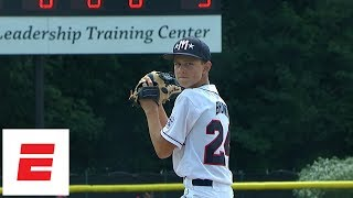 Download Perfect game advances New York at 2018 Little League World Series [highlight] | ESPN Video