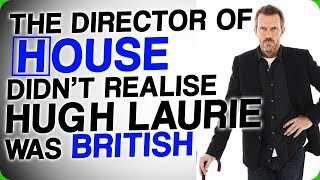 Download The Director of 'House' Didn't Realise Hugh Laurie was British Video