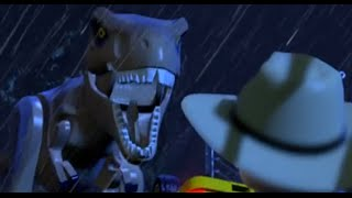 Download LEGO Jurassic World Game - Official Trailer Video