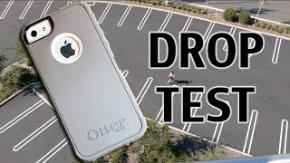Download iPhone 5S Otterbox Defender Drop Test from 100 feet Video