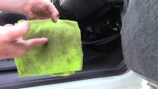 Download Amazing Trick To Cleaning Dirty Car Carpets! Video