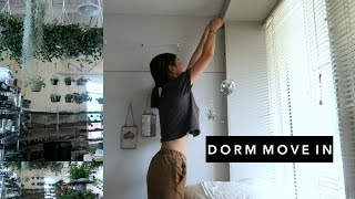 Download DORM MOVE IN // First few days at RISD Video