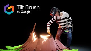 Download Tilt Brush: Painting from a new perspective Video