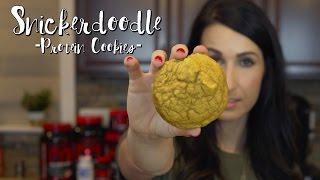 Download High Protein Snickerdoodle Cookies Video