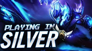 Download Gosu - PLAYING IN SILVER (highlights) Video